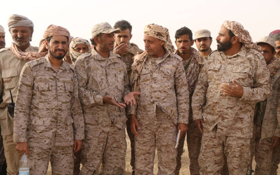 رئيس هيئة الأركان: أبطال الجيش الوطني سيصنعون النصر الكبير ويخلصون الشعب اليمني والمنطقة والعالم من المشروع التدميري الحوثي