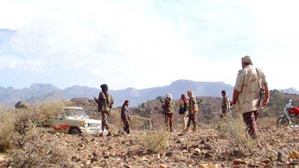 إفشال هجوم واسع لمليشيا الحوثي غربي لحج