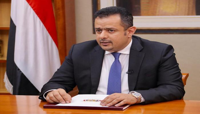 رئيس الوزراء يشدد على استمرار العمليات العسكرية في تعز