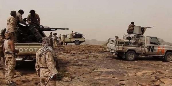 إحباط تسلل لمليشيا الحوثي شرق مديرية باقم بصعدة