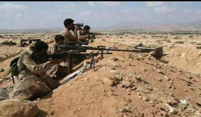 معارك عنيفة وخسائر كبيرة في صفوف الحوثيين غربي مأرب