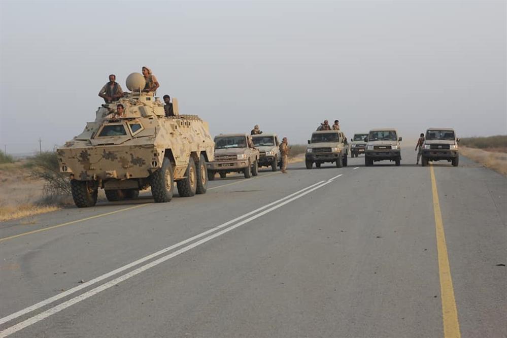 الجيش الوطني يواصل التقدم في حجة وقائد المنطقة الخامسة يؤكد استمرار العملية العسكرية