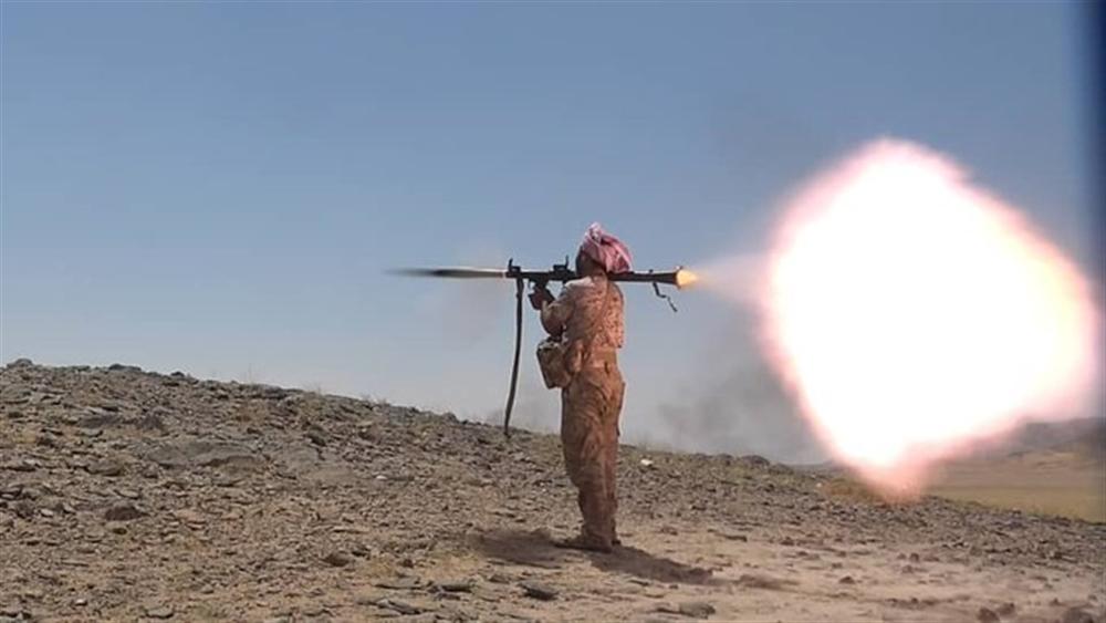الجيش الوطني يعلن مقتل وإصابة العشرات من مليشيا الحوثي في حجة