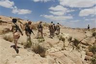 مصدر عسكري : تقدم جديد للجيش بين الجوف وصعدة