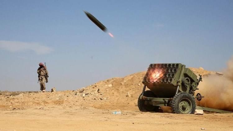 الجيش يحبط هجوما للمليشيا في جبهة الكسارة وغارات مكثفة تدمر تعزيزاتها