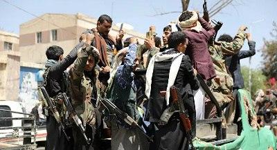قرار حوثي بإعدام تسعة من شباب ثورة 11 فبراير