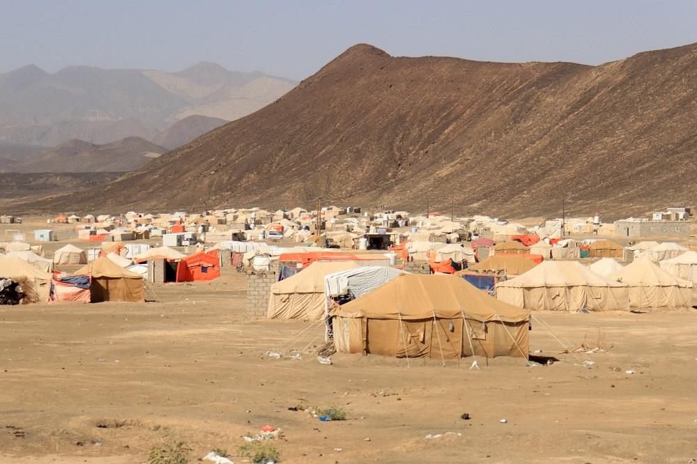 الأمم المتحدة.. أكثر من مليون نازح لجأوا إلى مأرب والقتال يعرضهم للخطر