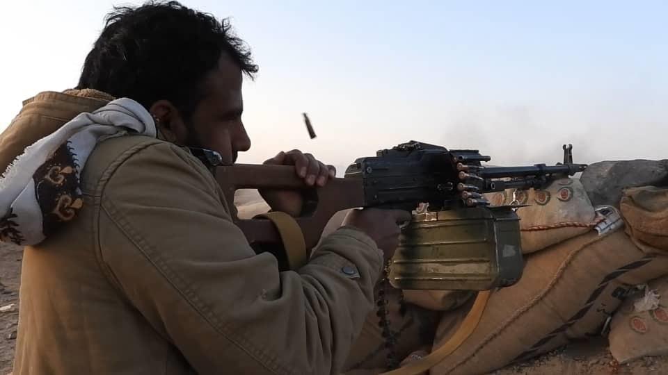 قوات الجيش تحقق تقدماً جديداً في جبهة المشجح وتكبّد المليشيا خسائر كبيرة