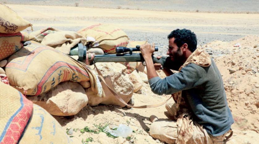 100 قتيل حوثي في معارك وضربات جوية في مأرب وحجة