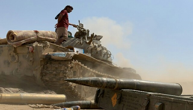 الجيش الوطني وطيران التحالف يكبّدان مليشيا الحوثي خسائر كبيرة في جهة المشجح غربي مأرب