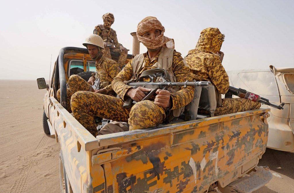 مقتل قيادي حوثي بمعارك غربي مأرب