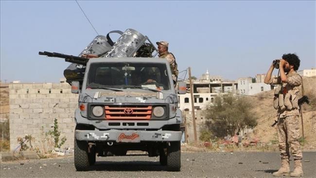 قتلى   وجرحى حوثيون بنيران أبطال الجيش الوطني في تعز