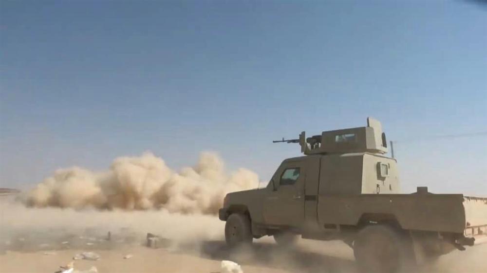 الجيش الوطني يعلن استعادة مواقع جديدة في مأرب وتكبيد  المليشيا  خسائر كبيرة