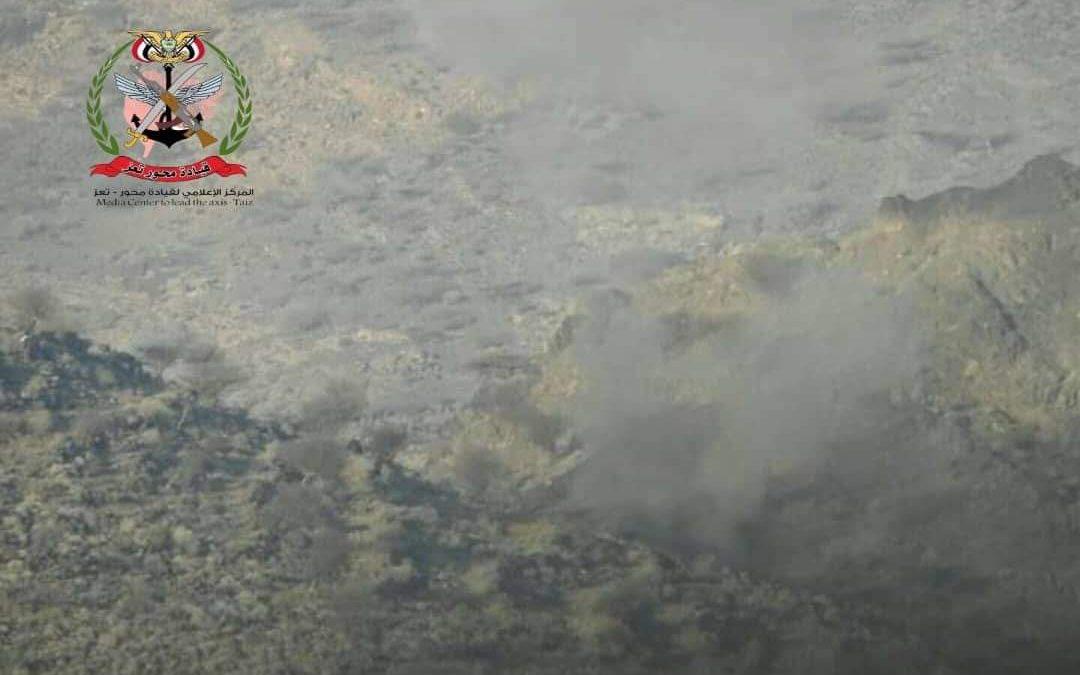 الجيش الوطني: يعلن عن مقتل 35 عنصراً من مليشيا الحوثي غربي تعز