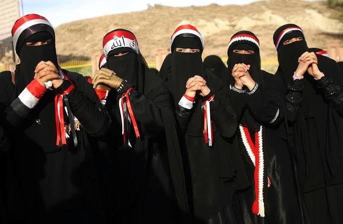 """""""المرأة.. رائدة السلام في اليمن"""""""