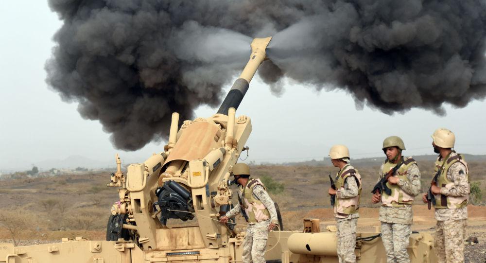 قصف مدفعي وجوي يدك أوكار وتعزيزات حوثية شرقي صعدة