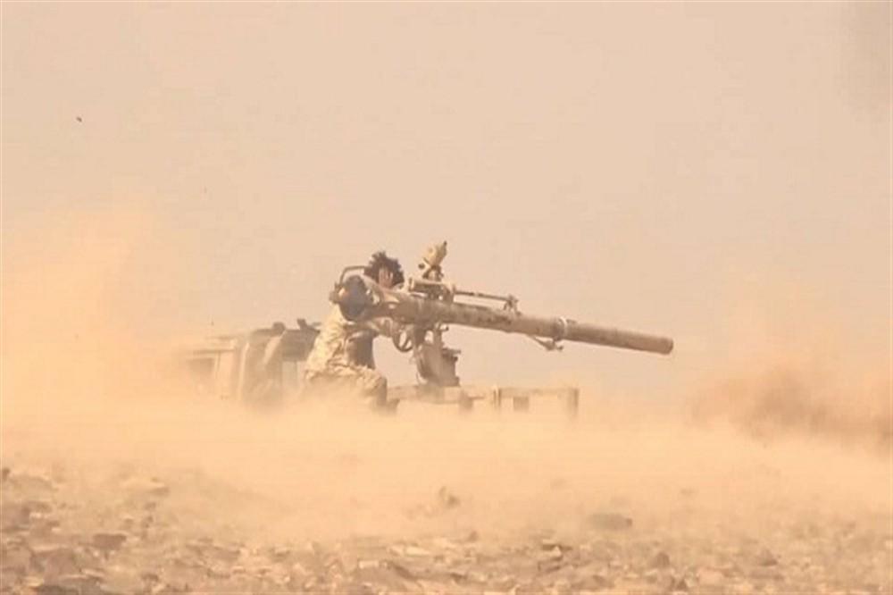 الجوف.. الجيش الوطني يكسر هجوماً عنيفاً لمليشيا الحوثي ويحرق طقمين ويغنم الثالث