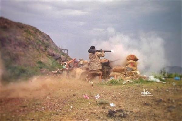 تعز.. تقدم لقوات الجيش الوطني شرقي جبل صبر  وإحتدام المعارك بالشقب