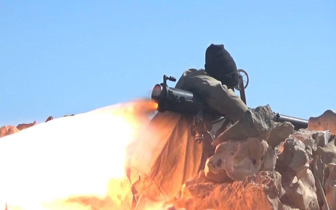 مقتل العشرات من المليشيا بنيران أبطال الجيش غربي مأرب