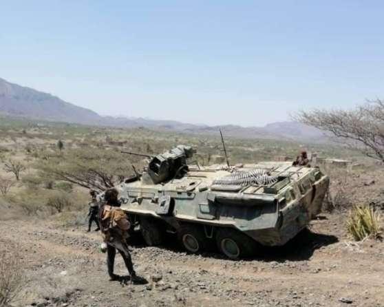 تقدمات الجيش في تعز.. الأهمية الاستراتيجية