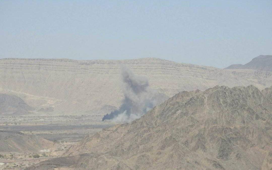 مصرع عدد من المليشيا بنيران الجيش وغارات التحالف في أطراف مأرب