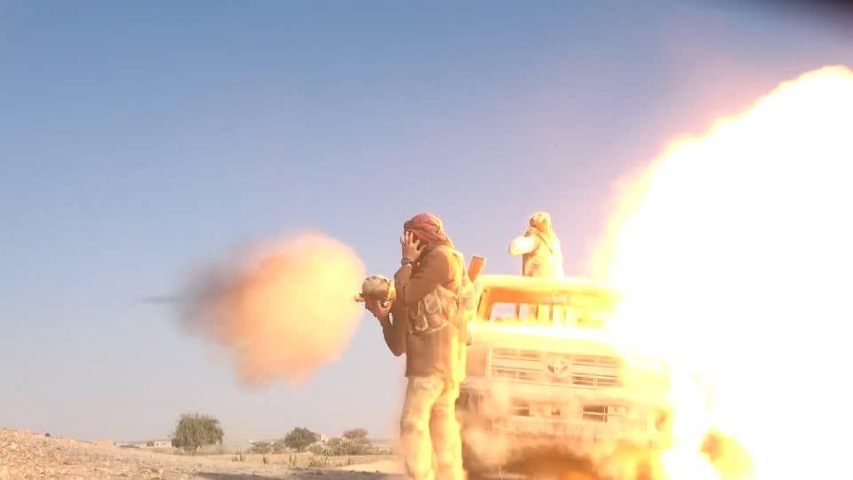 رئيس عمليات المنطقة الثالثة: قوات الجيش لقنت المليشيا دورسا قاسية في معارك مأرب