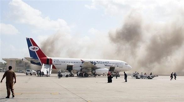 تقرير أممي يؤكد تورط الحوثيين في الهجوم على مطار عدن