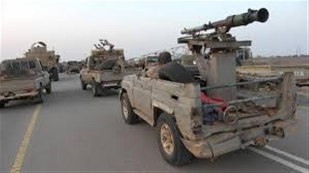 مصرع أكثر من 20 حوثياً في مواجهات مع قوات الجيش الوطني غربي حجة