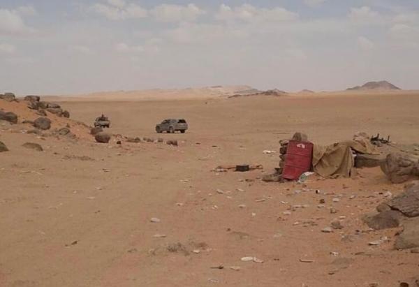 تحرير مواقع جديدة وتدمير آليات عسكرية حوثية في الجوف
