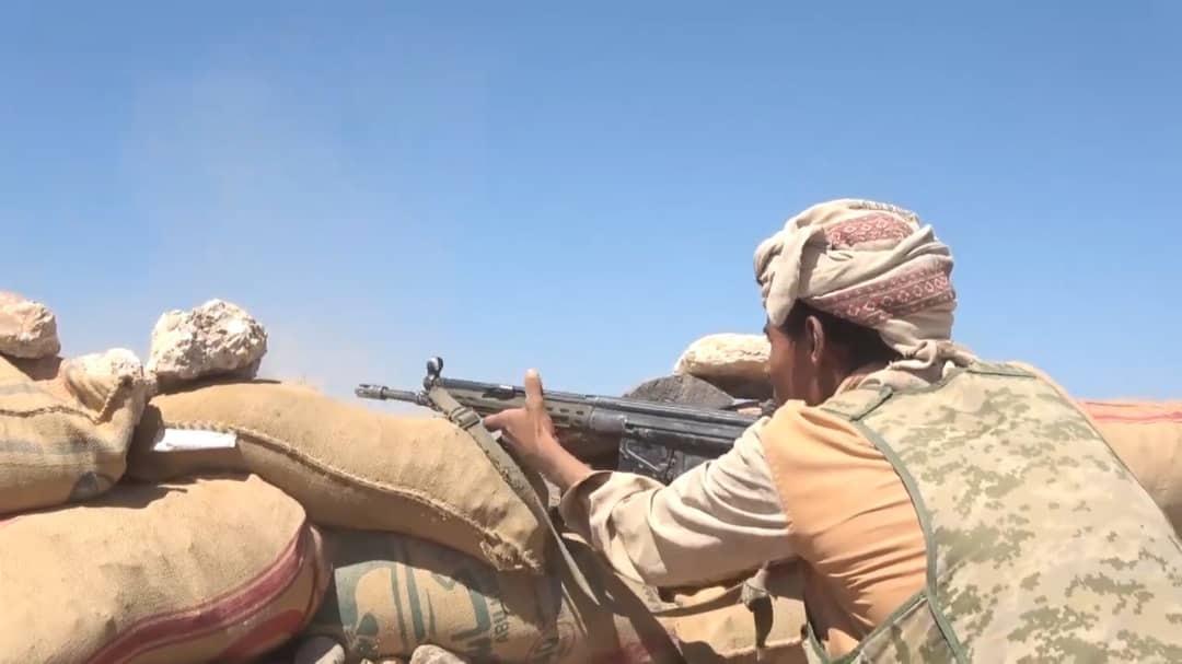 الجيش الوطني يكسر هجوماً للمليشيا في الجبهة الشمالية الغربية لمأرب