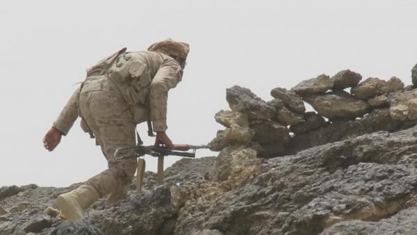 قتلى وجرحى من المليشيا في معارك مع الجيش غربي مارب