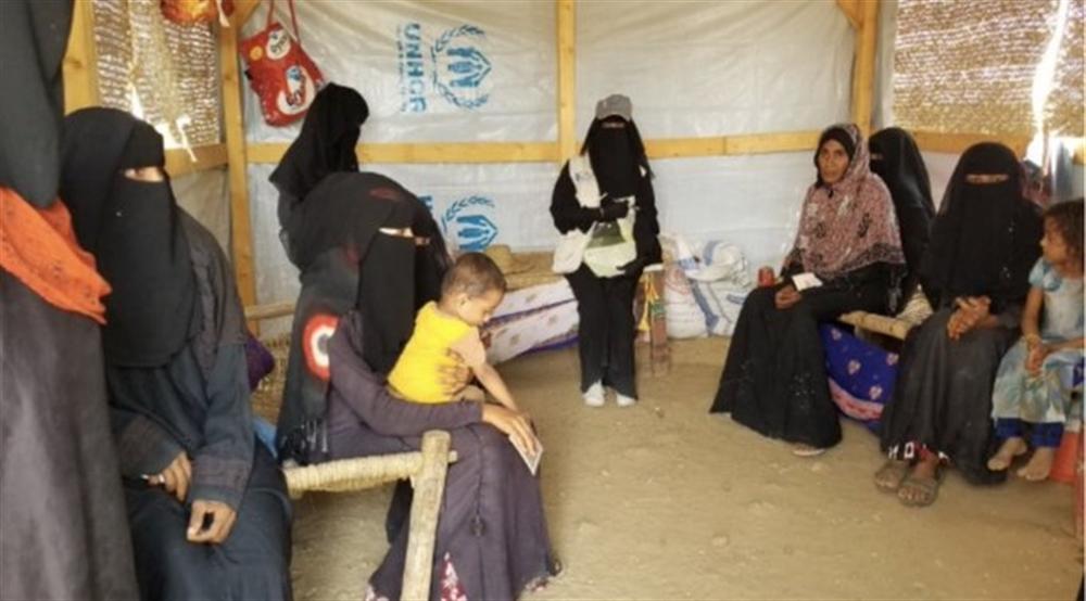 الأمم المتحدة  نزوح أكثر من 200 أسرة في عبس بحجة