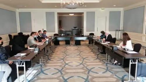 المبعوث الأممي إلى اليمن يلتقي قائد الحراك والمقاومة التهامية