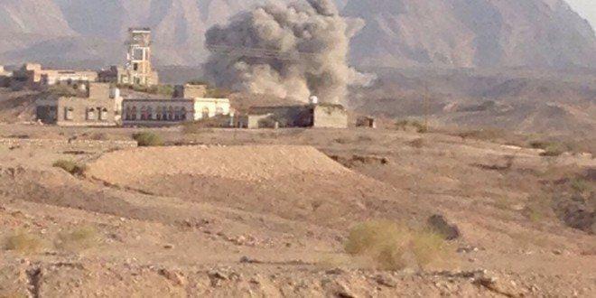 التحالف يشن غارات مكثفة على مواقع للحوثيين في مأرب