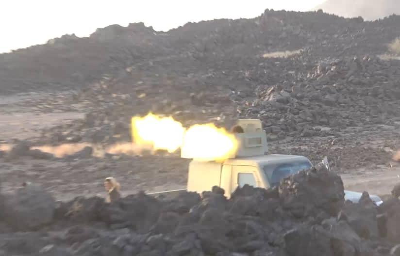 كمين لقوات الجيش الوطني يكبّد مليشيا الحوثي خسائر فادحة غربي مأرب
