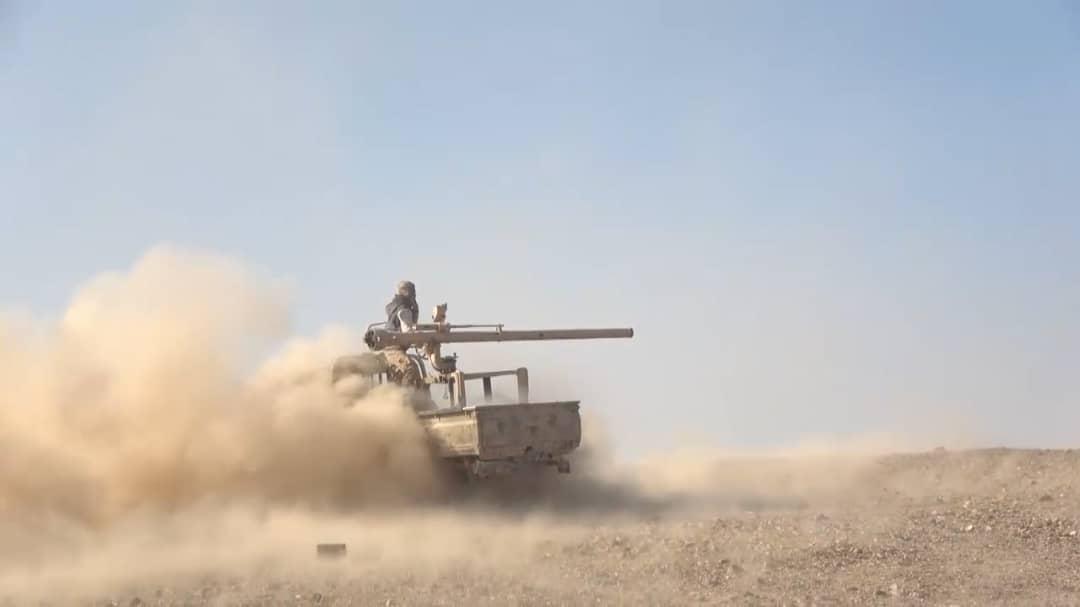 مصرع 19 حوثيًا وتدمير آليات قتالية شمالي الجوف