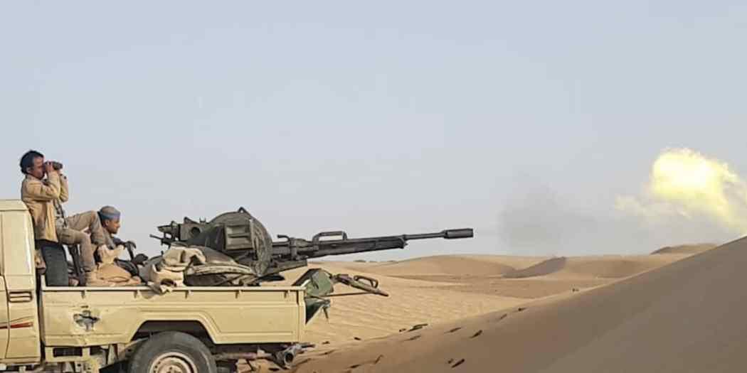 قتلى وجرحى حوثيين بنيران الجيش في مأرب