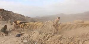 مأرب.. الجيش يحرر مواقع حاكمة في الكسارة ويتقدم باتجاه وادي هيلان