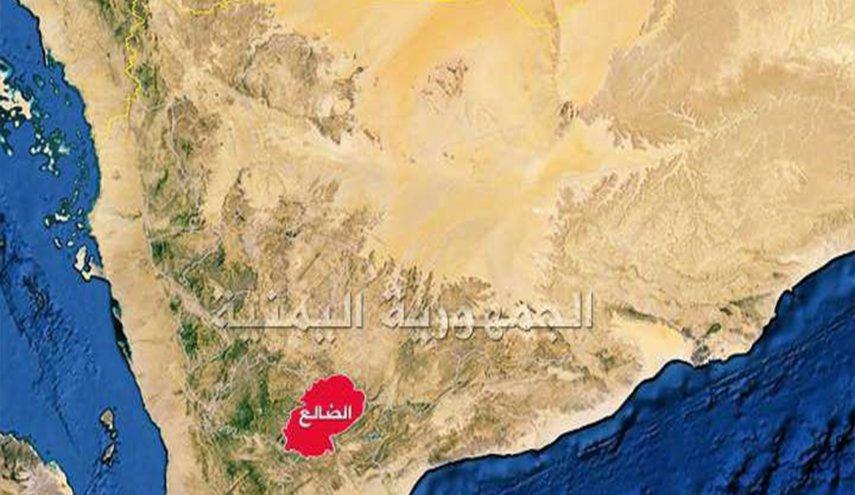 مليشيا الحوثي تقصف بصواريخ الكاتيوشا منازل المواطنين في الضالع